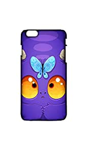 Blue Butterfly Designer Mobile Case/Cover For Apple iPhone 6 PLUS