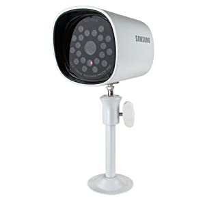 Samsung SEB-1005R Weatherproof Night Vision Camera with 60ft Cable