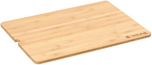 Snow Peak Iron Grill Bamboo Wood Table, Long (Snow Peak Bamboo compare prices)