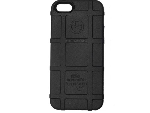 Police Tx Dps State Ol Engraved Magpul Mag452 Field Case Black For Iphone 5 & 5S Engraved By Ndz Performance