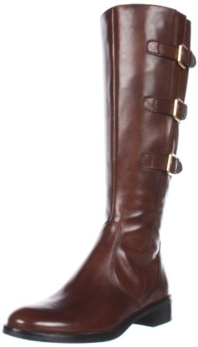 ECCO Shoes Womens Ecco Hobart 25 MM Tall Boot Boots 31041301014 Mink 6.5 UK, 40 EU