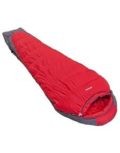 VANGO Latitude 200 Sleeping Bag, Red