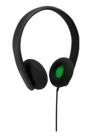 Incase Ec30004S Reflex On Ear Headphones - Black/Fluro Green