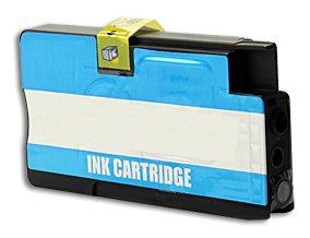 Alternativ zur Druckerpatrone HP CN046AE / 951XL Tinte Cyan (Inhalt: 27 ml.)