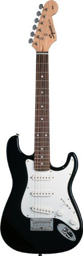 Squier by Fender MINI, Black