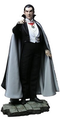 Buy Low Price Sideshow Bela Lugosi as Dracula Doll Quarter Scale Figure from Sideshow Toy (B0006FUEOG)