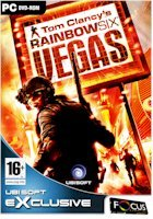 High Quality New Focus Multimedia Rainbow Six Vegas Games Action Arcade Shooters Pc Software Windows Xp Vista