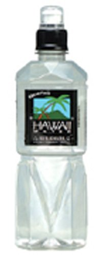 Hawaii Water Ultra Pure Hawaii Water, 33.81-Ounce Bottles (Pack of 12)