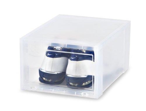 Drop Front Shoe Box Amazon