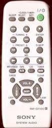 Sony Remote Commander (RM-SR100), RM-SR100