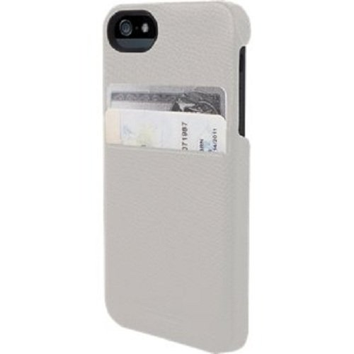 Great Sale Hex Solo iPhone 5 Wallet, Torino White, One Size