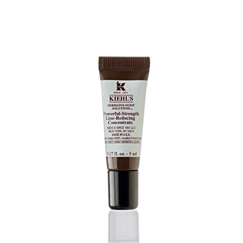 Kiehl's discount duty free Kiehl's Powerful-Strength Line-Reducing Concentrate, 0.17 Ounce