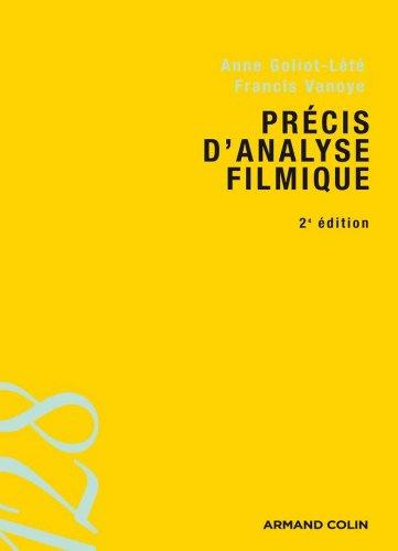 Précis d'analyse filmique (Cinéma)
