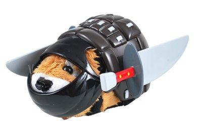Imagen de Kung Zhu Pet Ninja Warrior Armor Set Azer / Dark Hamster Jonin NO incluido