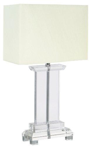 Canterbury Rectangular Table Lamp