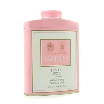 Yardley of London English Rose 7.0 oz Perfumed Talc Powder
