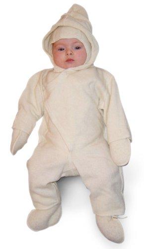 Organic Baby Wool