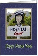 Happy Nurses Week Poem Card