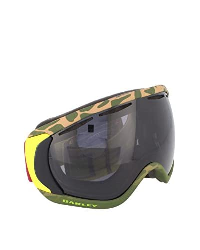 Oakley Máscara de Esquí 7047 Verde Militar