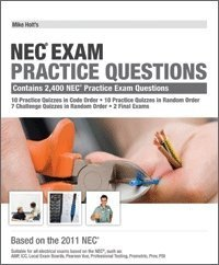 Mike Holt's 2011 NEC Practice Questions Textbook -  - MH-11PQ - ISBN:1932685820