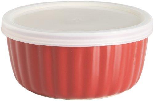 Good Cook 14 Ounce Ramekin, Red