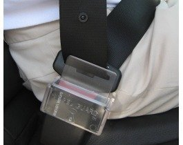 Angel Guard Seat Belt Buckle Safety Guard 2 Pack