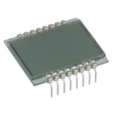 "Display Module,Lcd,7-Segment 5V,2.5 Digit,.50""Transflect,Tn"