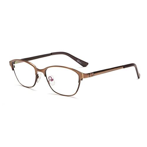 dking-vintage-inspired-classic-prescription-eyeglasses-metal-frames-clear-lens-glasses-bronze