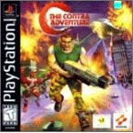 C The Contra Adventure PS1 USA H33T 1981CamaroZ28 preview 0