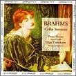 Brahms;Cello & Piano Sonata