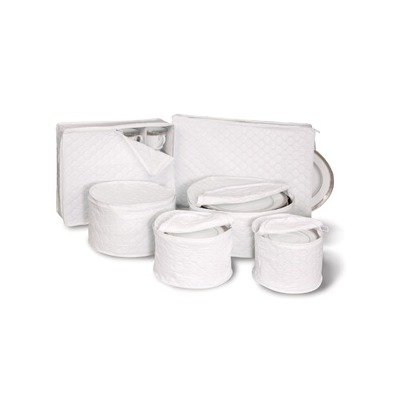 Tabletop Storage Dinnerware Starter (Set of 6)