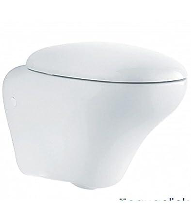 Pozzi Ginori Egg Vaso sospeso con coprivaso 51315 Sanitari Bagno Ceramica