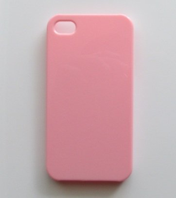 Why Should You Buy DIY Pink Hard Snap-on Cover Case for Apple Iphone 4/4s --- By Pixiheart