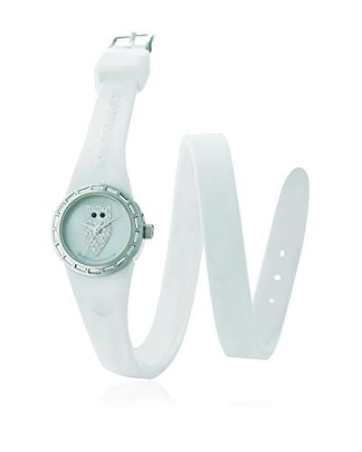 ROBERTO GIANNOTTI Reloj de cuarzo Woman I Misteri Della Notte Time Blanco 24 mm