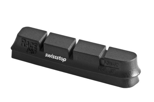 Buy Low Price SwissStop 2011 RacePro Black Brake Pads Set of 4 Campy (SWI-D-RAPROALD)