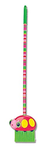 Melissa & Doug Sunny Patch Bollie Broom