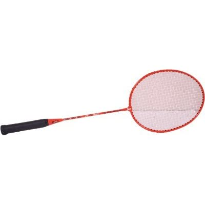 Disney Spiderman Combo Badminton Racquet, Junior G4 (Red)