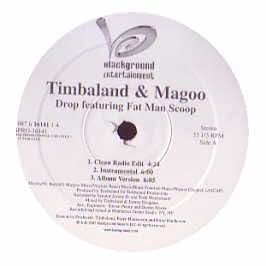 TIMBALAND & MAGOO / DROP
