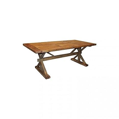 Tavolo da pranzo rustico