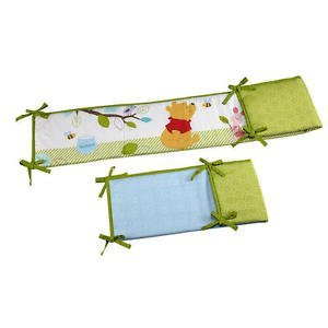 Disney Baby - Winnie the Pooh - Sunny Hunny Day Secure - Me Crib Bumper - 1