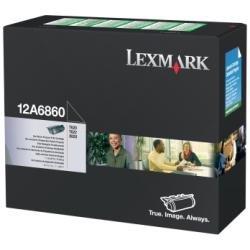 LEXMARK - CARTOUCHE DE TONER - 12A6860
