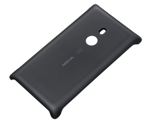 Nokia CC-3065 HARD Cover Lumia 925 Black Custodie