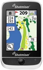 Shotmiser G700 Golf GPS (Free UK Delivery)