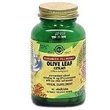 Solgar - SFP Olive Leaf Extract Vegetable Capsules - 60 K