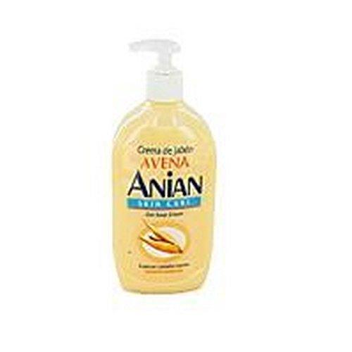 ANIAN - AVENA JABON liquido 500 ml-unisex