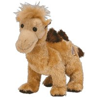 TY Beanie Baby - KHUFU the Camel (BBOM August 2003)