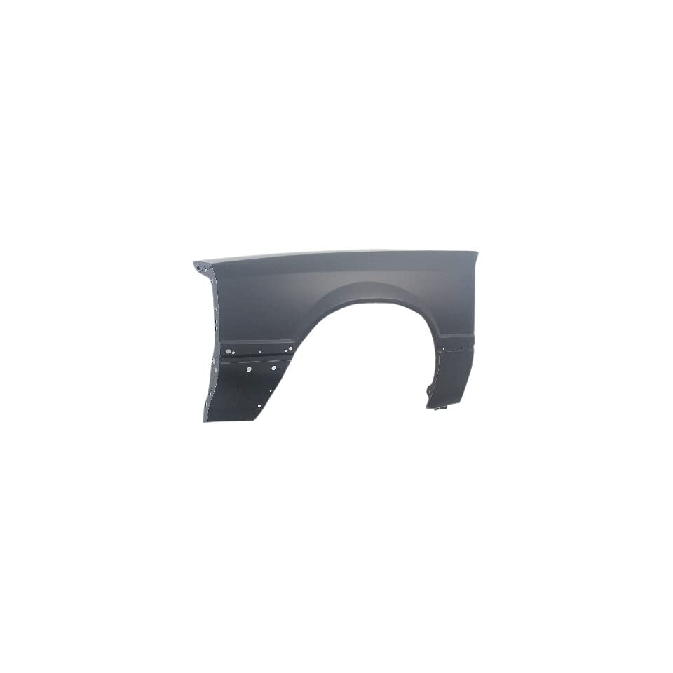 OE Replacement Ford Mustang Front Passenger Side Fender Assembly (Partslink Number FO1241157)
