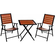 dib Global Sourcing SFS5760-X02 Baxter Folding Bistro Set
