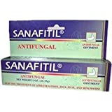 Sanafitil Antifungal Ointment - 1 Oz