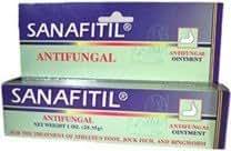 Sanafitil Antifungal Ointment - 2 Oz